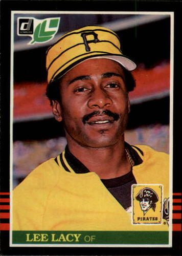 Photo of 1985 Leaf/Donruss #40 Lee Lacy