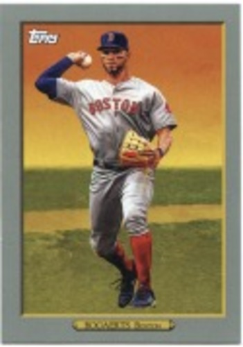 Photo of 2020 Topps Turkey Red '20 #TR56 Xander Bogaerts