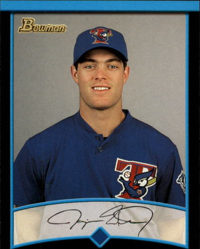 Photo of 2001 Bowman #253 Jayson Werth
