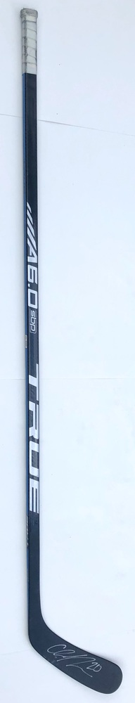 #20 Cody Eakin Game Used Stick - Autographed - Winnipeg Jets