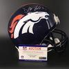 NFL - Broncos Drew Lock Signed Proline Helmet