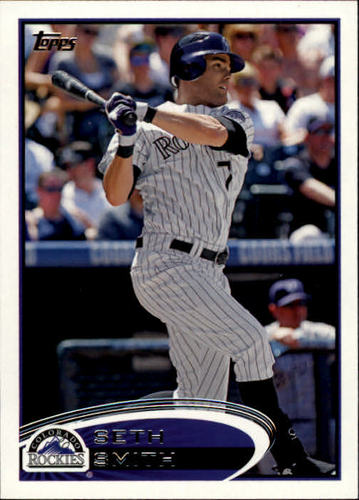 Photo of 2012 Topps #257 Seth Smith