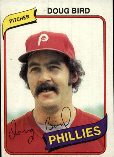 Photo of 1980 Topps #421 Doug Bird