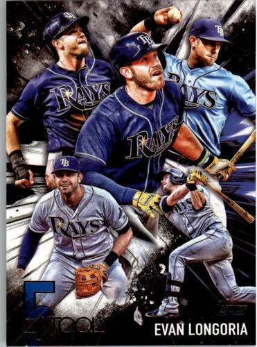 Photo of 2017 Topps Five Tool #5T7 Evan Longoria