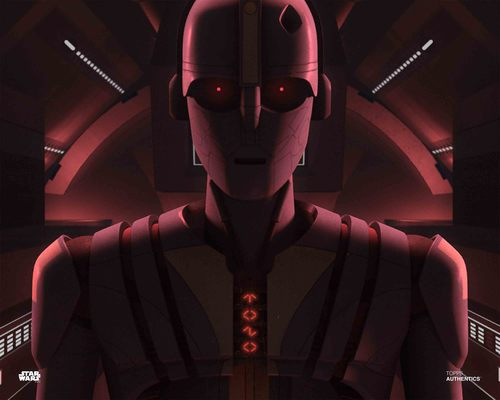 Imperial Infiltrator Droid