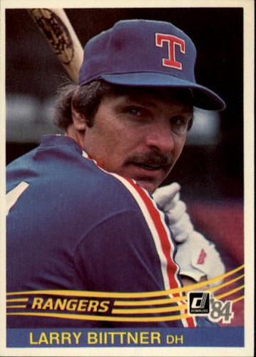 Photo of 1984 Donruss #342 Larry Biittner