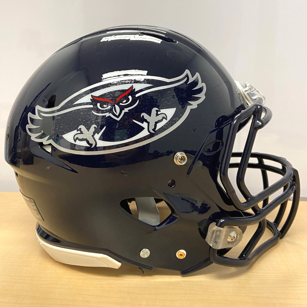 Photo of Florida Atlantic Game-Worn Helmet
