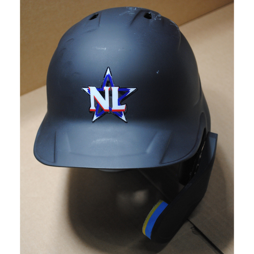 Photo of 2021 MLB All-Star Game -  Game-Used Batting Helmet - Nick Castellanos