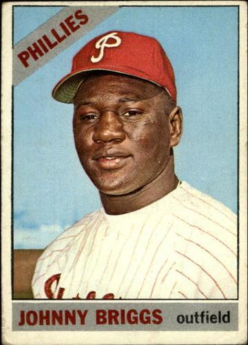 Photo of 1966 Topps #359 Johnny Briggs