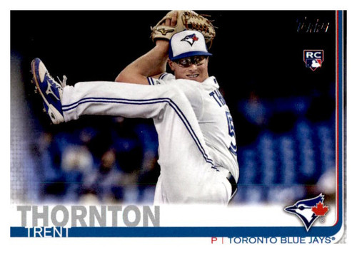 Photo of 2019 Topps Update #US63 Trent Thornton RC