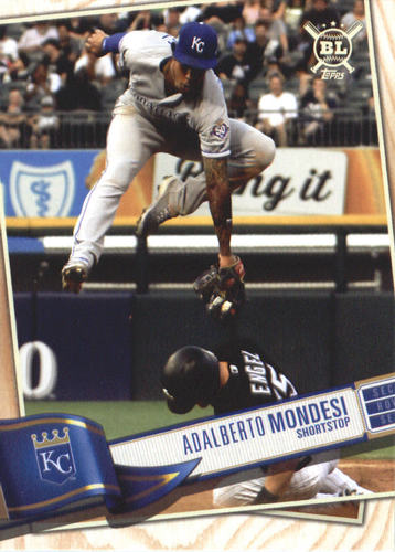 Photo of 2019 Topps Big League #72 Adalberto Mondesi