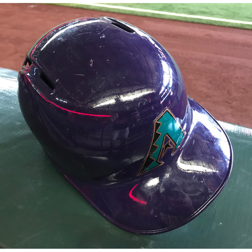 Photo of #10 Team-Issued Batting Helmet