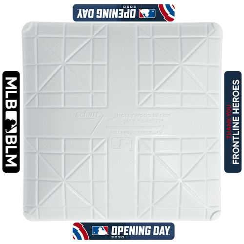 Photo of Presale! Game-Used Opening Day Base: 1st Base, Innings 1-3, CWS @ KC 7/31/20 - Benefiting Urban Neighborhood Initiative-Kansas City