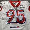NFL - Chiefs Chris Jones Special Issue AFC Team Pro Bowl 2021 Jersey Size 48