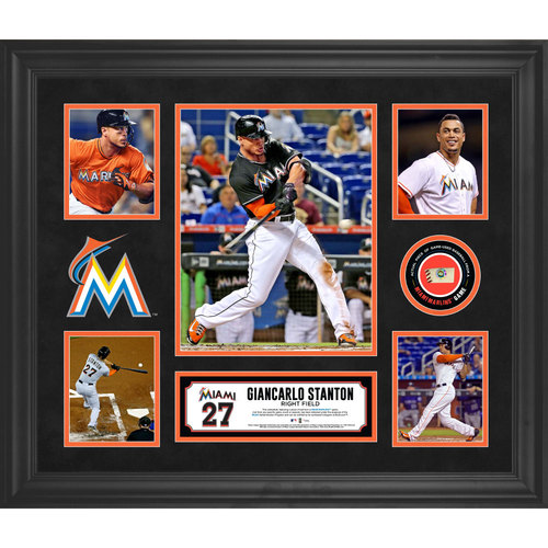 Giancarlo Stanton Photo Collage
