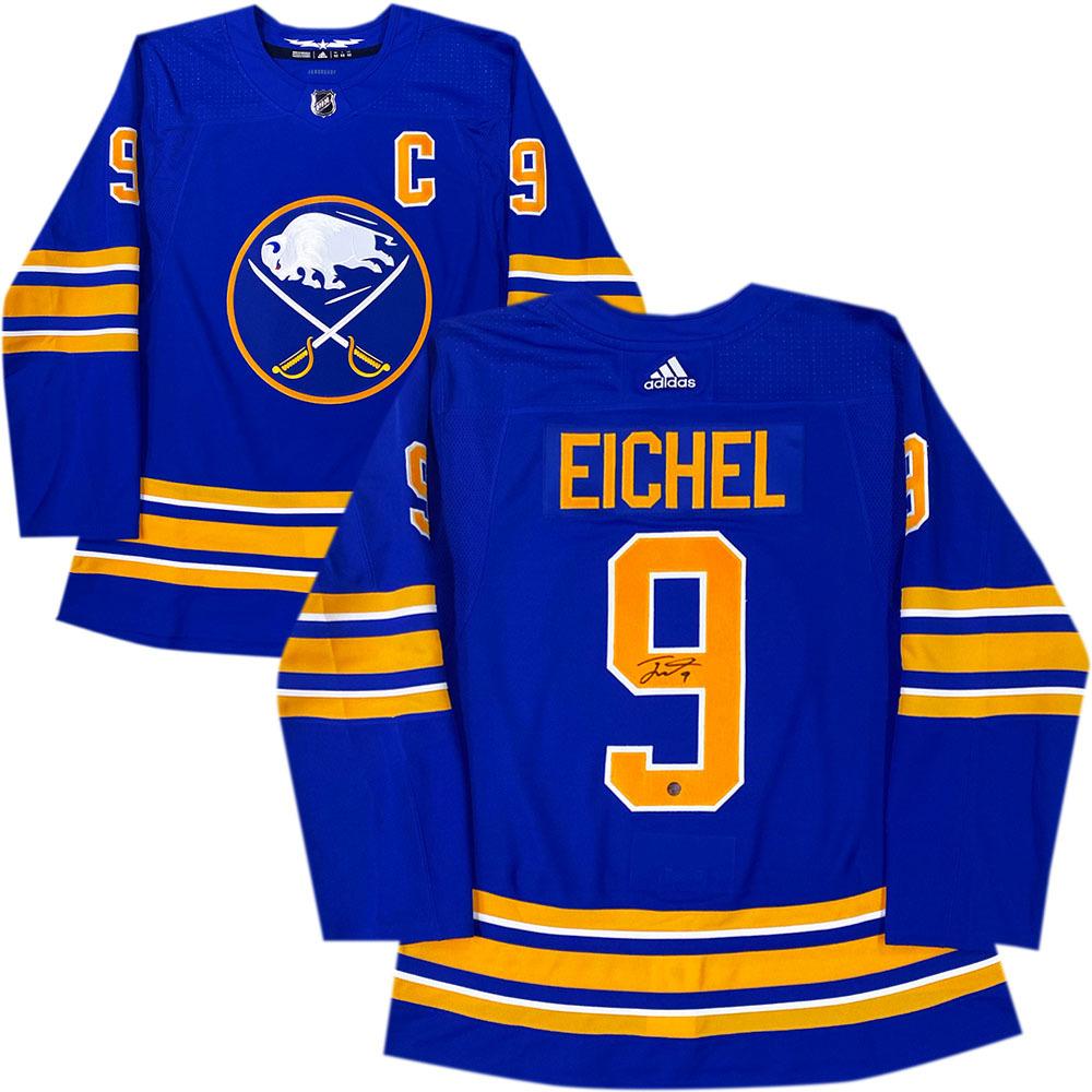 Jack Eichel Autographed Buffalo Sabres adidas Pro Jersey