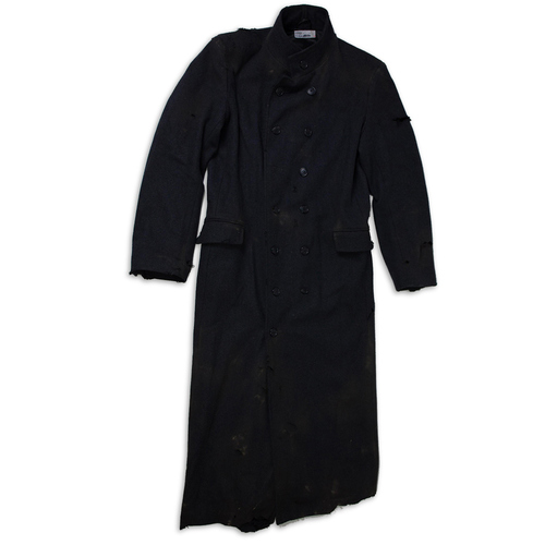 Photo of Quinlan's Long Wool Coat