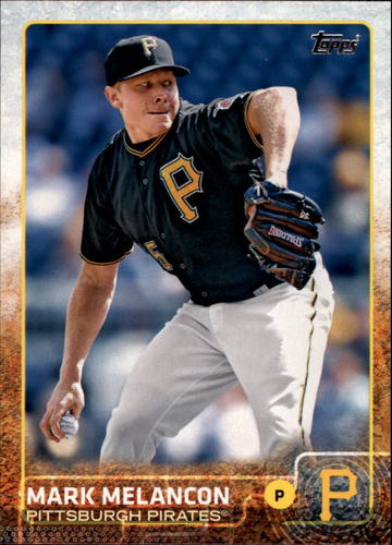 Photo of 2015 Topps #124 Mark Melancon