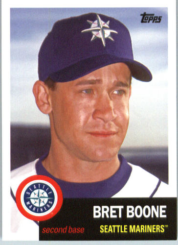 Photo of 2016 Topps Archives #4 Bret Boone