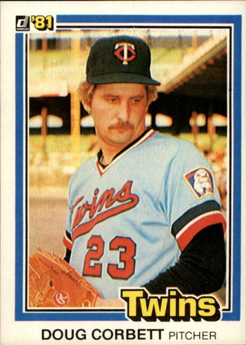 Photo of 1981 Donruss #546 Doug Corbett RC