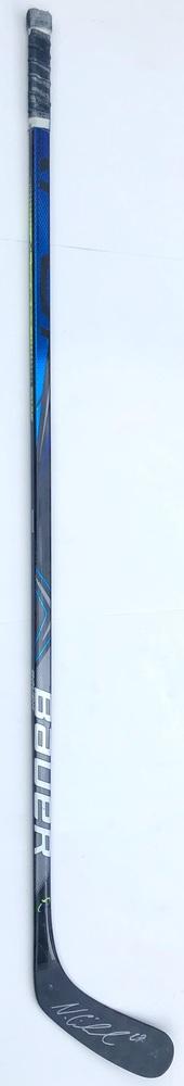 #27 Nikolaj Ehlers Game Used Stick - Autographed - Winnipeg Jets