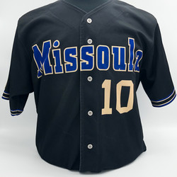Photo of Liover Peguero Game Worn Road Jersey - #10
