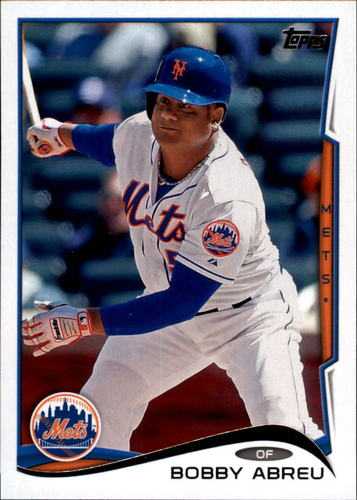 Photo of 2014 Topps Update #US298A Bobby Abreu