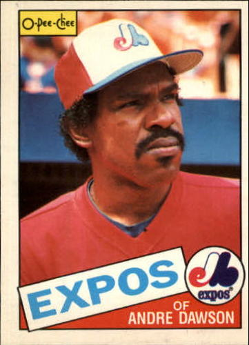 Photo of 1985 O-Pee-Chee #133 Andre Dawson