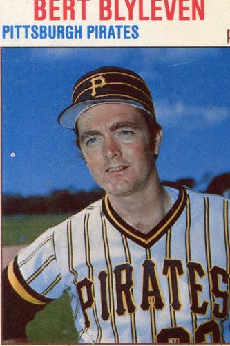 Photo of 1979 Hostess #133 Bert Blyleven