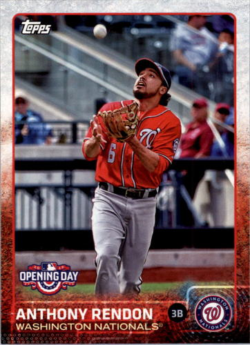 Photo of 2015 Topps Opening Day #42 Anthony Rendon