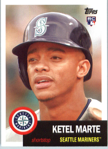 Photo of 2016 Topps Archives #7 Ketel Marte RC