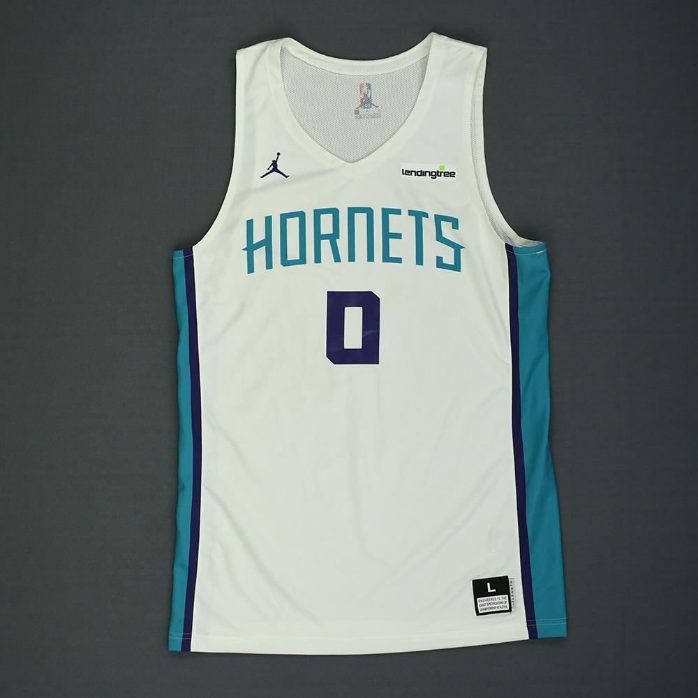8b07a8e77c17 Miles Bridges - Charlotte Hornets - 2018 NBA Summer League - Game-Worn  Jersey