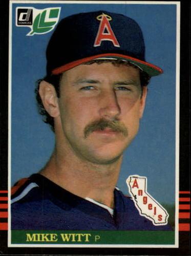 Photo of 1985 Leaf/Donruss #46 Mike Witt