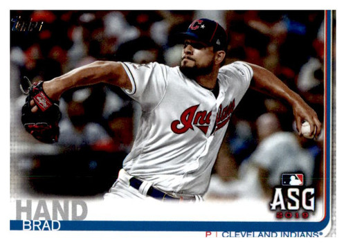 Photo of 2019 Topps Update #US65 Brad Hand AS