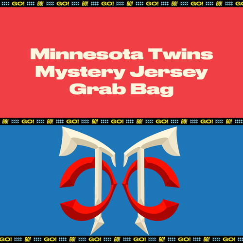 Photo of Minnesota Twins - Jersey Grab Bag