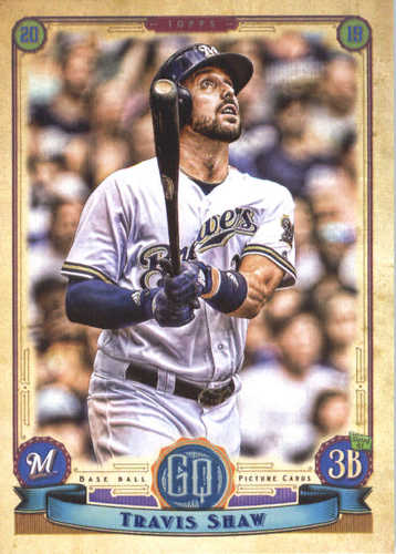 Photo of 2019 Topps Gypsy Queen #169 Travis Shaw