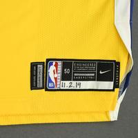 Glenn Robinson III - Golden State Warriors - Game-Worn Statement Edition Jersey - 2019-20 NBA Season