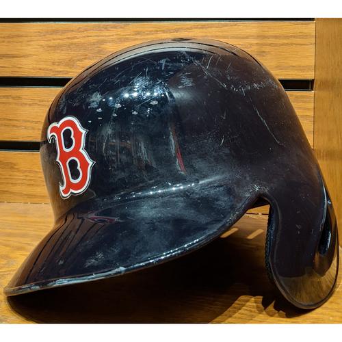 Photo of Gorkys Hernandez Game Used Batting Helmet