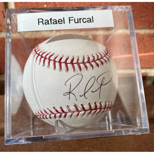 Photo of Rafael Furcal Autographed Baseball