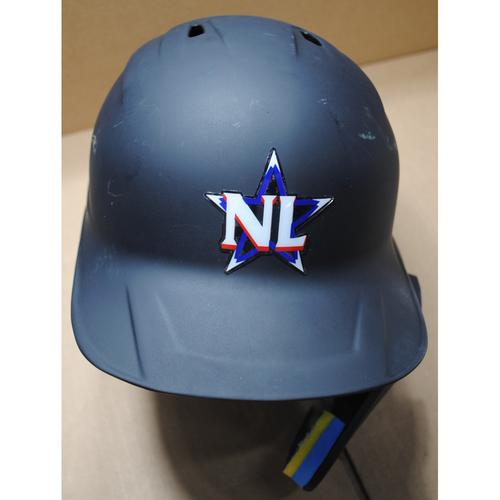 Photo of 2021 MLB All-Star Game -  Game-Used Batting Helmet - Kris Bryant