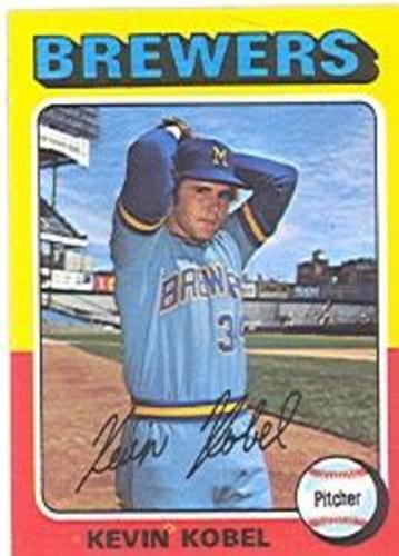 Photo of 1975 Topps #337 Kevin Kobel