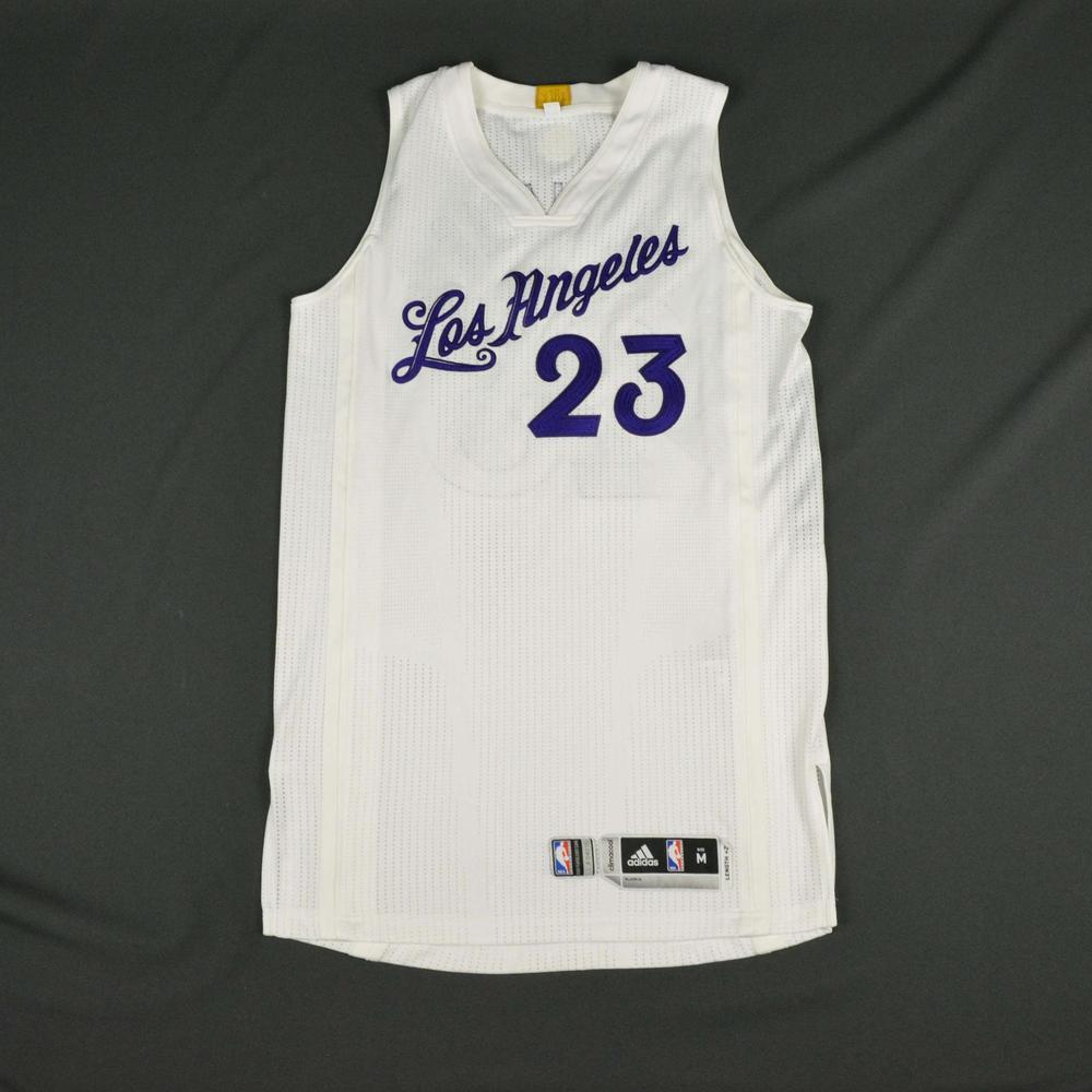 Lou Williams - Los Angeles Lakers - NBA Christmas Day '16 - Game ...