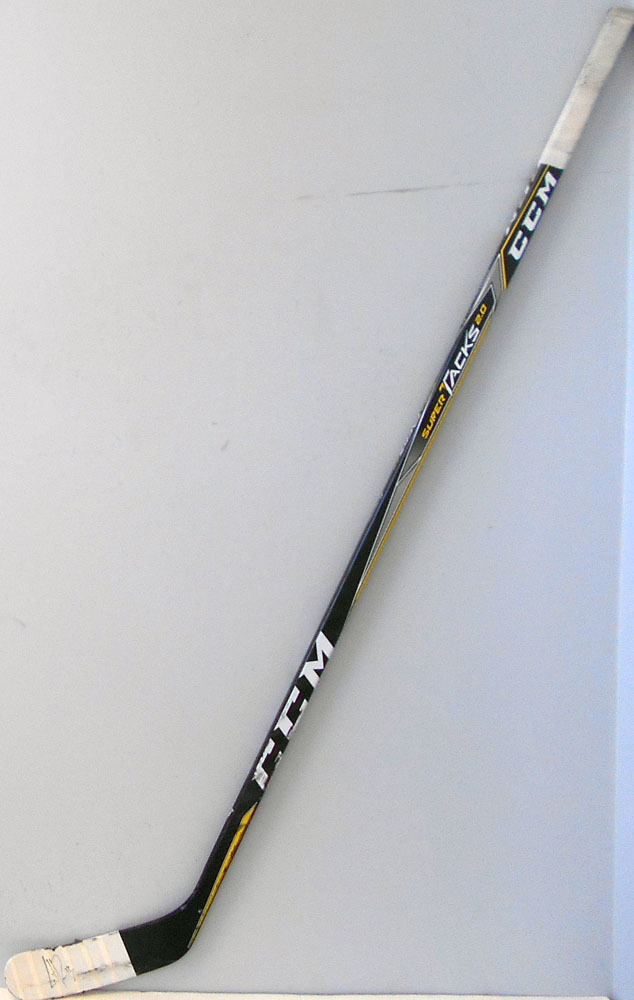 #37 Carter Rowney Game Used Stick - Autographed - Pittsburgh Penguins