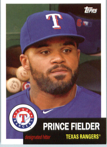 Photo of 2016 Topps Archives #9 Prince Fielder
