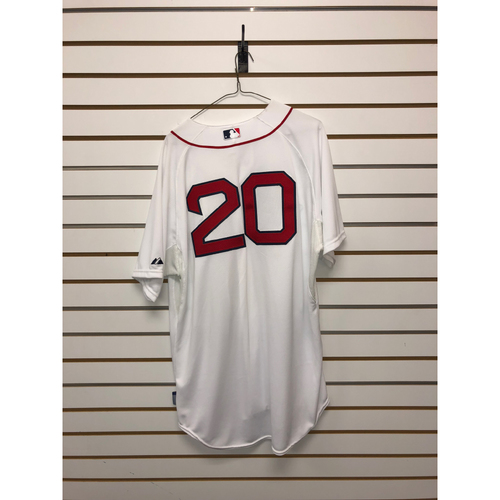 Photo of #20 Team-Issued Home Jersey