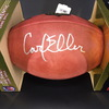 HOF - Vikings Carl Eller Signed Authentic Football
