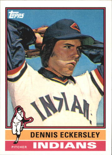 Photo of 2010 Topps Cards Your Mom Threw Out #CMT83 Dennis Eckersley
