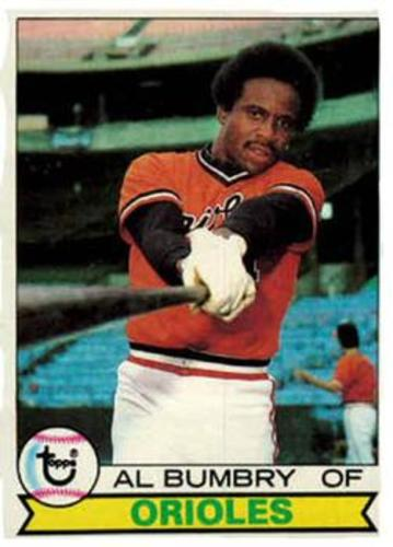 Photo of 1979 Topps #517 Al Bumbry