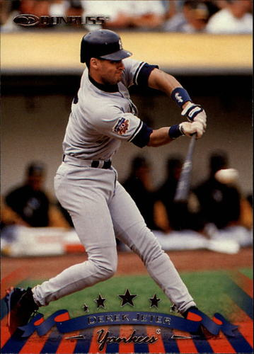 Photo of 1998 Donruss #100 Derek Jeter