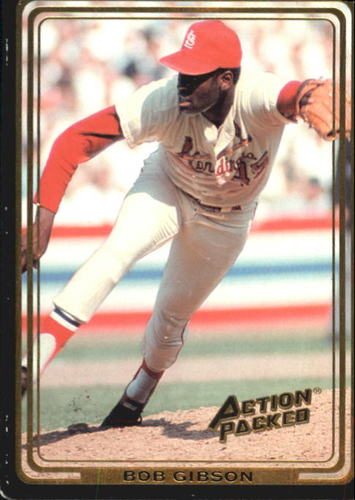 Photo of 1992 Action Packed ASG #3 Bob Gibson